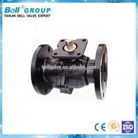 3 Inch Carbon Steel Floating Ball Valve for Gas