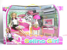 fashion barbie doll house accessories wholesale