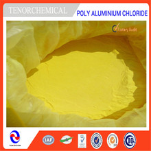 water treatment chemical: poly aluminium chloride
