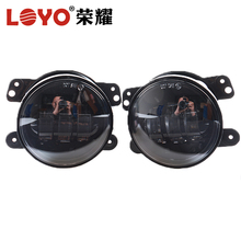 "Best selling! 4"" round LED fog light , LED Front Lamp Fog Light for Jeep"