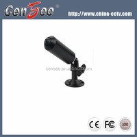 2.0MP AHD Mini Bullet Camera Colorful Night View Star Light 0.0001 Lux HD Pinhole Camera 1080P