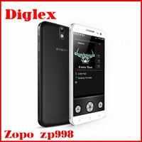 ZOPO 998 ZOPO ZP998 MTK6592 Octa Core CellPhone 2GB RAM 16GB ROM 1.7GHz CPU 14mp 5.5'' gorilla glass 1080p Screen GPS NFC OTG