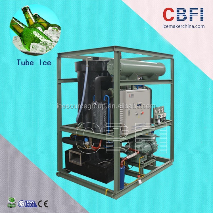 commercial ice tube maker machine in africa simple to handle
