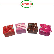 High quality Customized Paper Gift box suitable for wedding gift