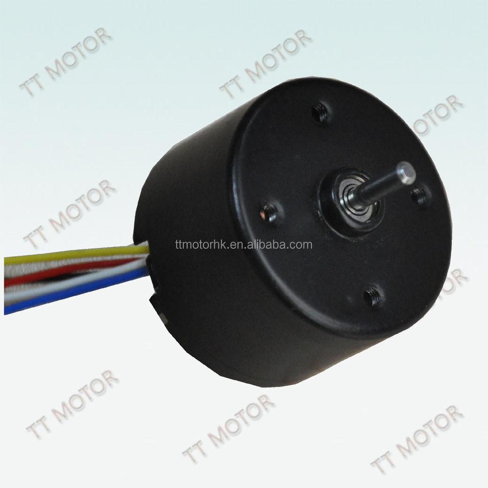 dc scrolling motor light box 36mm