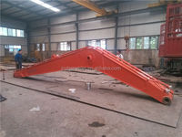 Excavator long reach boom&arm for ZX330