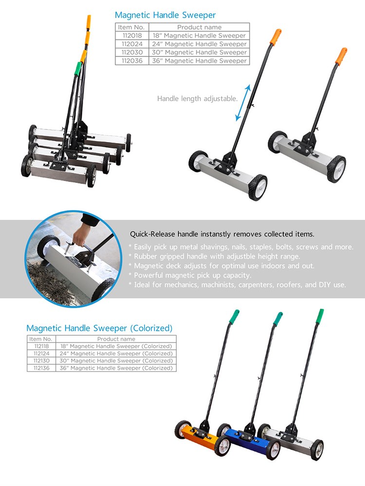 Telescopic Magnetic Pick-Up Tool nail sweeper mobile