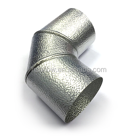 heat insulation clothe aluminium foil coil cladding for heating pipes