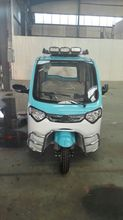 cheap adult tricycle/enclosed electric tricycle/passenger tricycle electric
