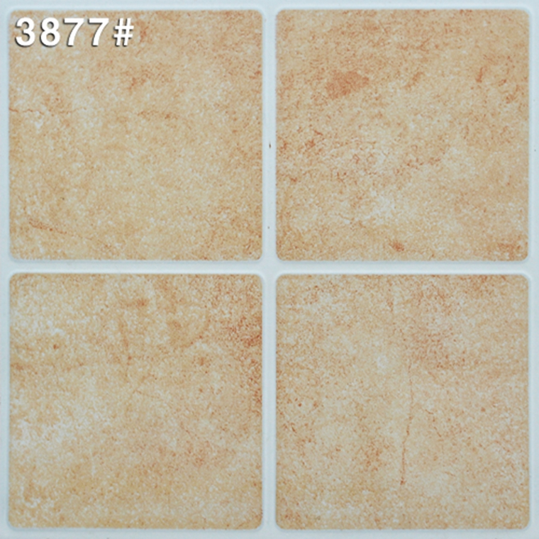 New design ! 300X300 brown color or other color floor tile from china