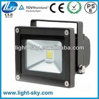economical ip65 led downlight 120 degree angle steel 10w flood light