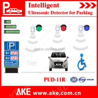 parking guidance system ultrasonic parking sensor
