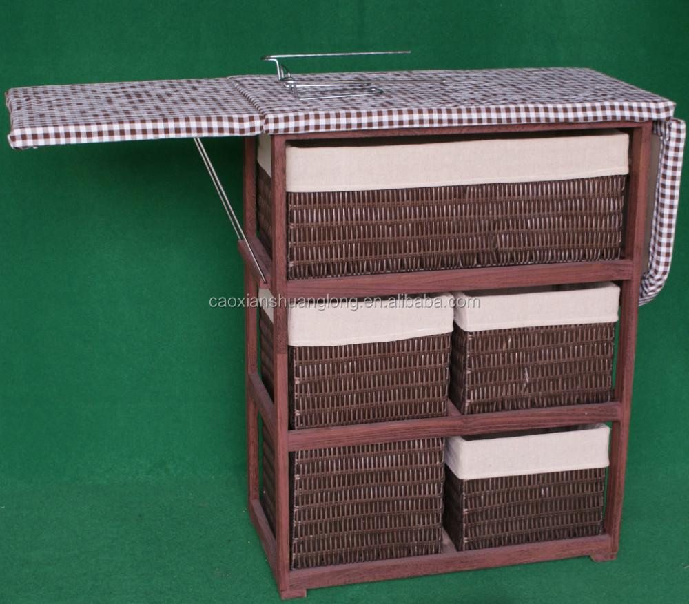 Piccoli mobili mobili in legno con asse da stiro mobili for Piccoli mobili antichi