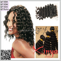 Fast Delivery Cheap 24 Inch Brazilian Remy Curly Human Hair Extensions