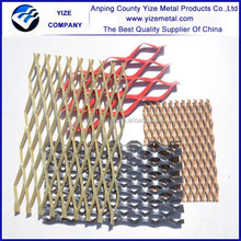 New PVC Expanded Metal Mesh/Heavy Steel Plate Mesh Metal Expansion/Heavy duty expanded metal mesh