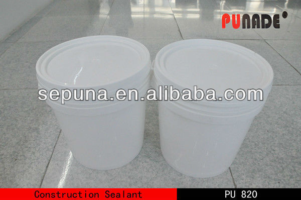 Liquid PU pouring sealant for runway seal/imprinted concrete sealant