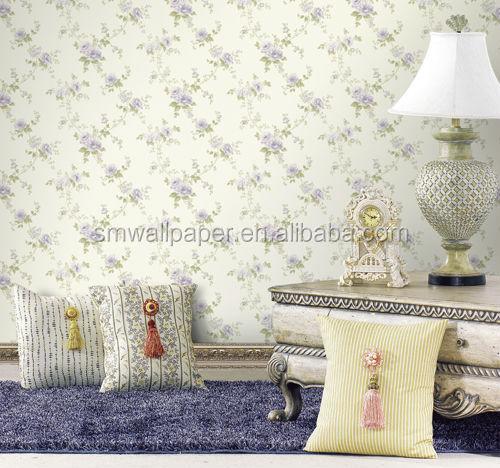 new design vinyl wallpaper waterproof wallpaper for
