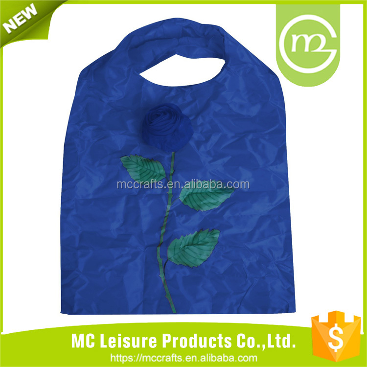 Made in China superior quality promotional polyester shopping bags