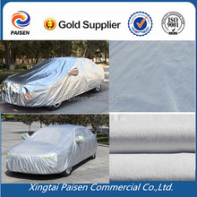 outdoor aluminum film windshield vehicle cover for window/sun peva car cover