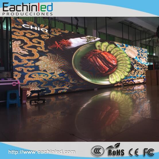 giant/big P5.95mm led display, high quality china hd p5 led display screen hot xxx photos for stage background