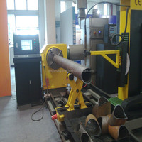 Plasma Pipe Profile Cutting Machine with CNC 5 Axis Control