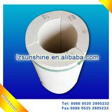 Non-asbestos/calcium silicate pipe/Gas pipeline insulation