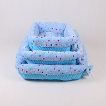China-made latest design dog elevated bed slipper bed for dog