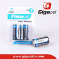 Hot sale! Good quality! LR14 Size C super alkaline battery AM2 battery