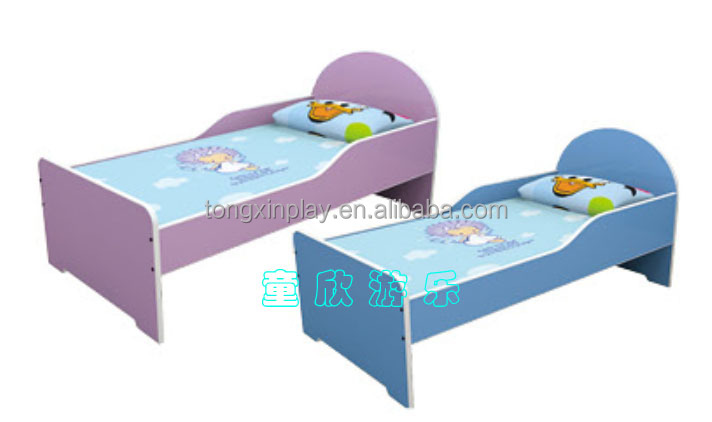 High quality factory price preschool wooden kids car beds for sale