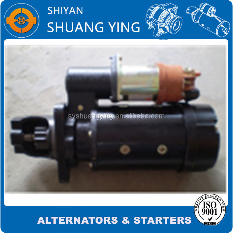 3415538 truck starter, truck parts dongfeng rechargeable power station, altenator starter