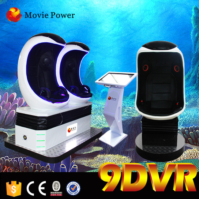Virtual Reality 9d vr egg shape with special effects and interactive game
