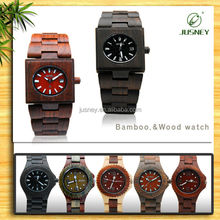 alibaba china vogue man wooden watch/ japan movt quartz lady & mens wrist watches