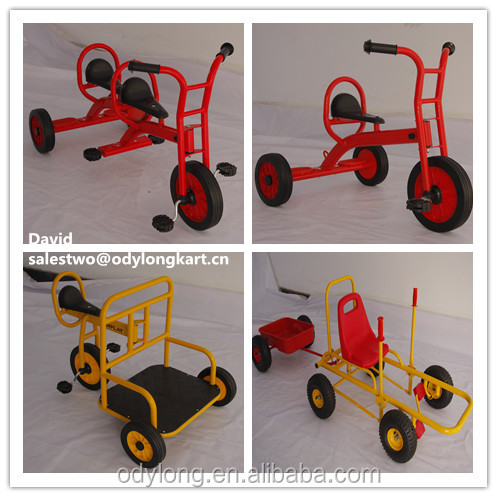 New adorable children tricycle PEDAL GO KART F80C for sale