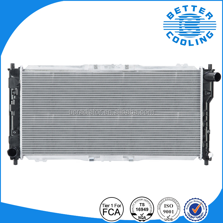 Water Cooling Radiator Auto Copper Brass Radiator Core For MAZDA 98-99 626 DPI 2010 Aluminum Radiator