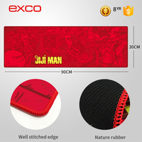 EXCO Special Computer Mouse Pad Material Games Rubber Pad Mat Roll Material for Game Lovers