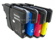 Compatible printer ink cartridge for Brother LC39 LC60 LC975 LC985 inkjet cartridge
