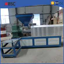plastic compounding pelletizing machine wpc machine in china