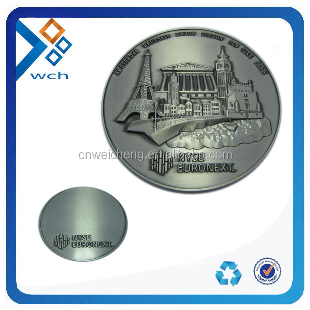 Customized commemorative coin