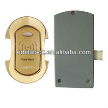 Cheap price rfid locker lock with wristband