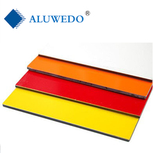 PE PVDF Painting ACP ACM Exterior wall Cladding Facade Building Decorative Material