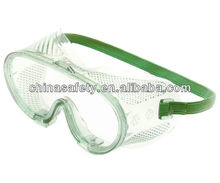 CE / ANSI approved high quality safety goggles