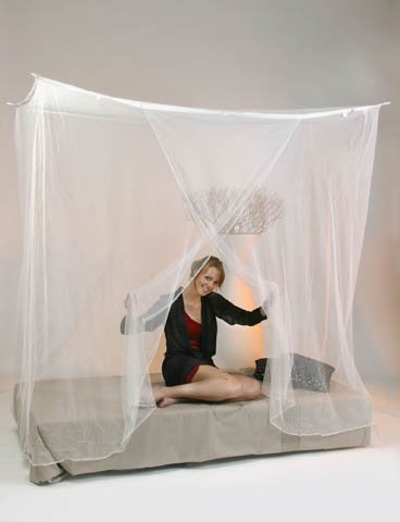 Insecticide Treated Bed Canopy/Mosquito Net