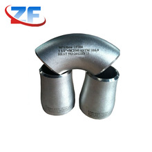 stainless steel seamless butt weld equal pipe fittings elbow reducer