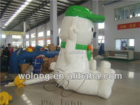 Advertising Inflatable Cartoon, inflatable model, inflatable robot