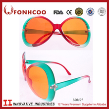 FONHCOO Low Price Hotsell Modern Branded Colorful Fashion Party Sunglasses
