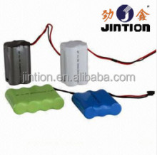 Jintion standard customization rechargeable ni-cd nimh battery pack AAA AA C SC D 300-15000mah