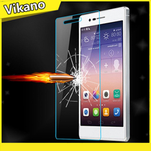 China Supplier mobile phone use tempered glass for Blu Studio X8 HD screen protector with wholesale price