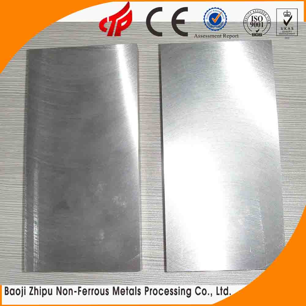 High purity industrial niobium strips price made in China