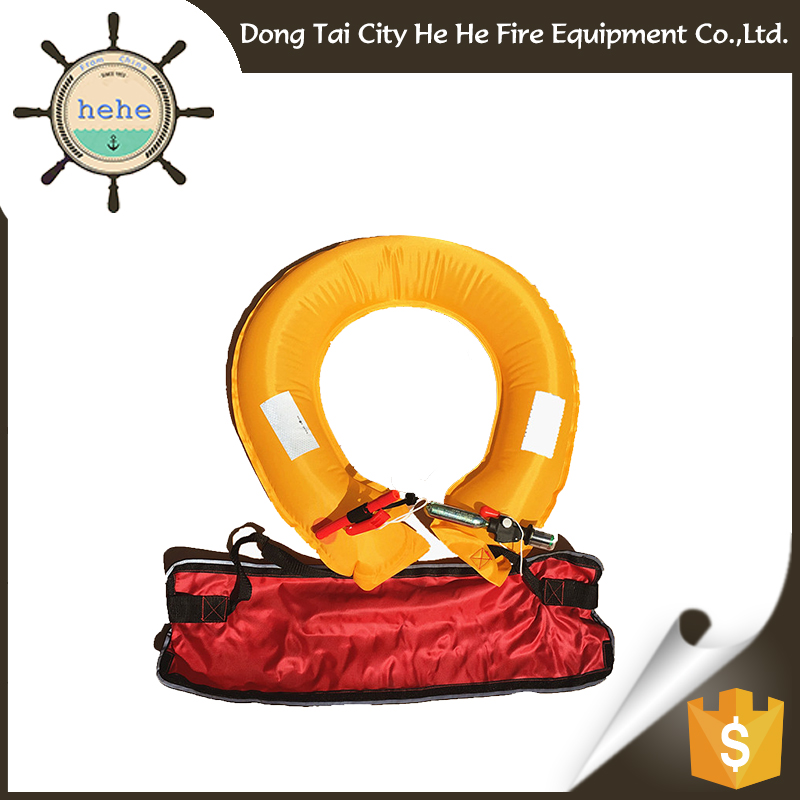 Marine inflatable rescue life buoy float rings material safety