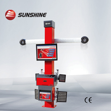 sunshine wheel alignment equipment with CE & ISO Certificate